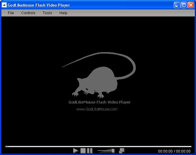GodLikeMouse Flash Video Player Screenshot